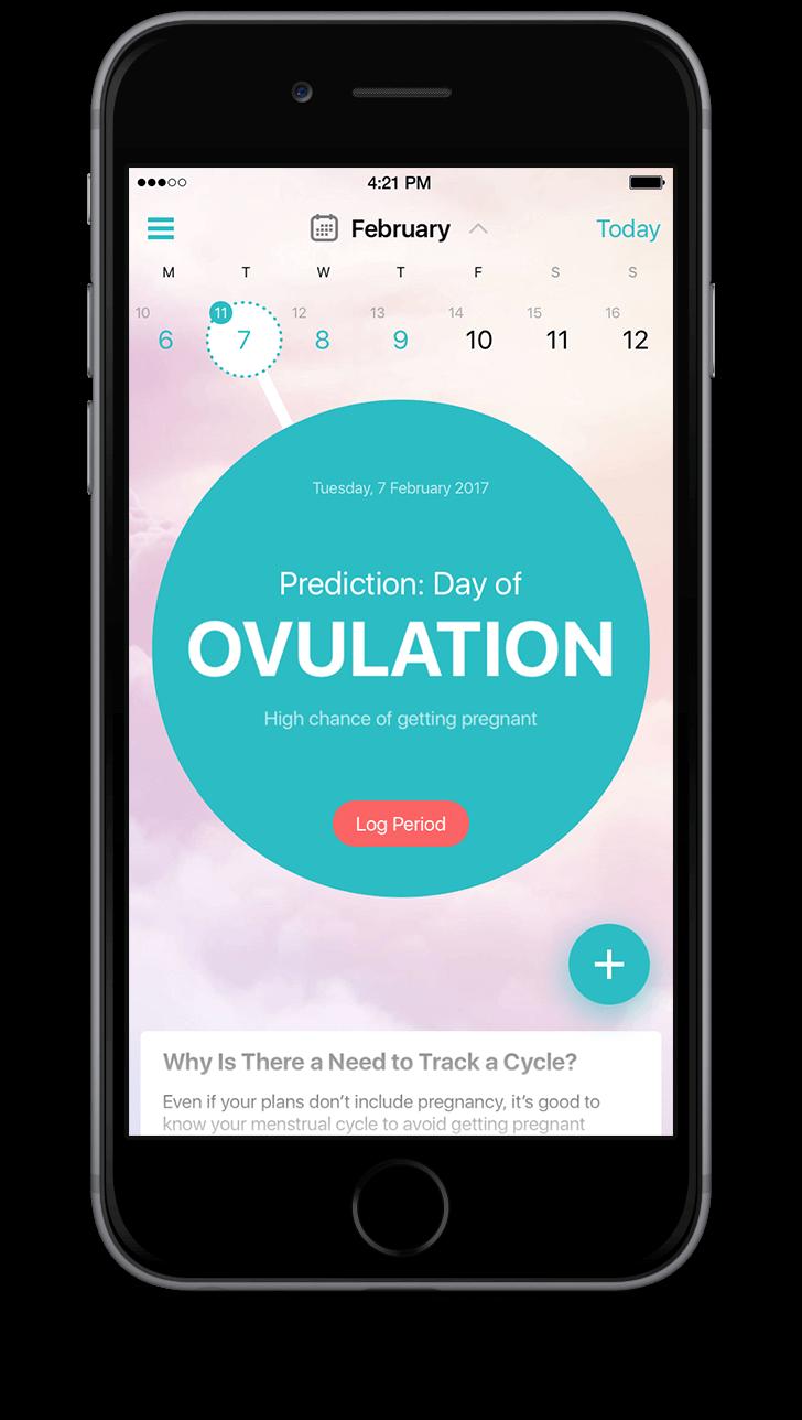 Flo smart period tracker